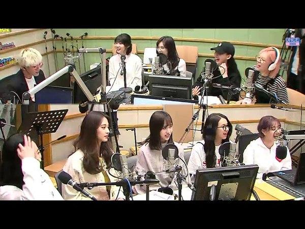 [ENG SUB] 180412 Hongki's Kiss The Radio