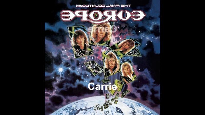 Europe - Carrie (Reversed)