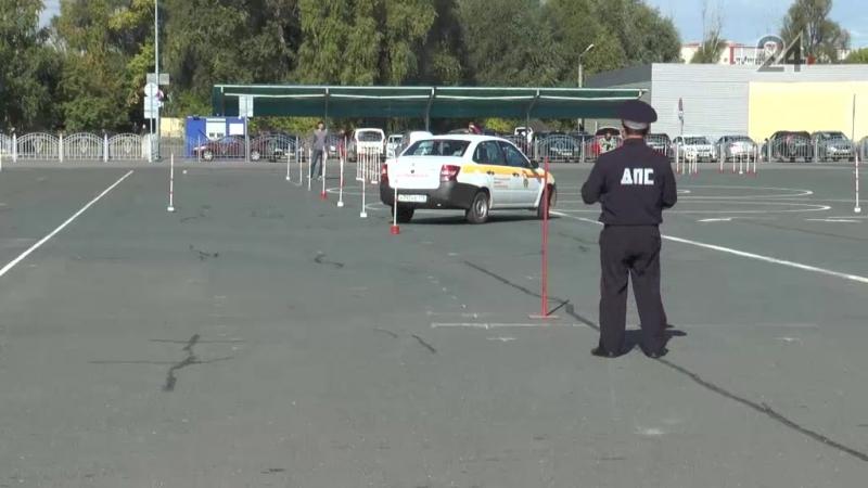 В Казани прошёл финал конкурса «Автосессия»