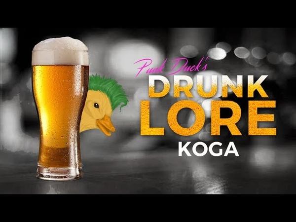 Paladins Drunk Lore Koga The Lost Hand