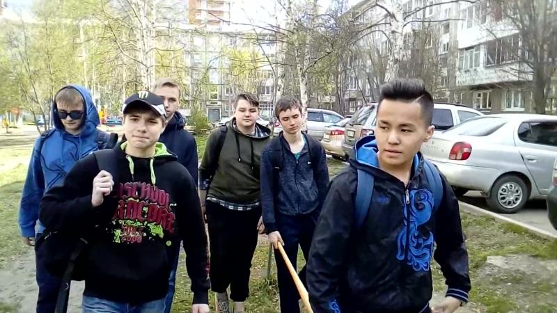 Андрей Кантаков: Макс Корж - Жить в кайф (домашка по актерскому мастерству)