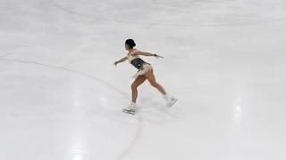 Alina Zagitova 3f3lo 2018 11 23