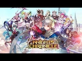Knights Chronicle android game first look gameplay espa