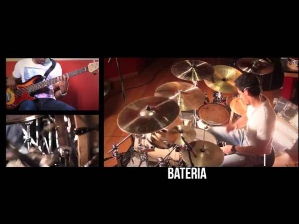 Dios incomparable generacion 12 tutorial bateria drums.flv