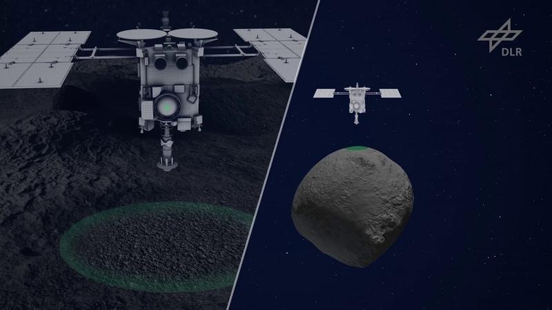 Хаябуса-2 Рюгу астероидынан үлгі алудың 2-ші репетициясын өткізді