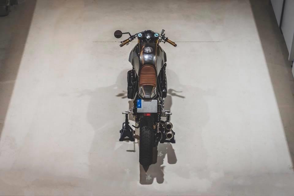 Bolt Motor: кафе рейсер BMW K100RS