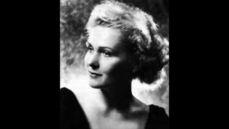 E. Schwarzkopf; E. Waechter; D. Fischer-Dieskau ; N. Gedda; CAPRICCIO; Richard Strauss