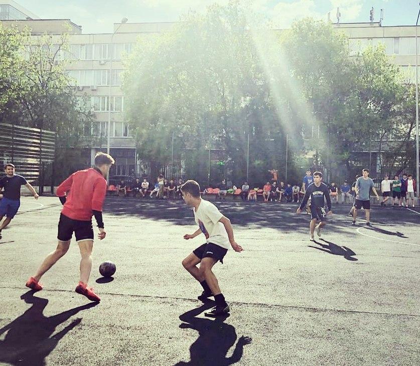 Открытый турнир по мини-футболу «Кубок Ассоциации Таджикской Молодежи»