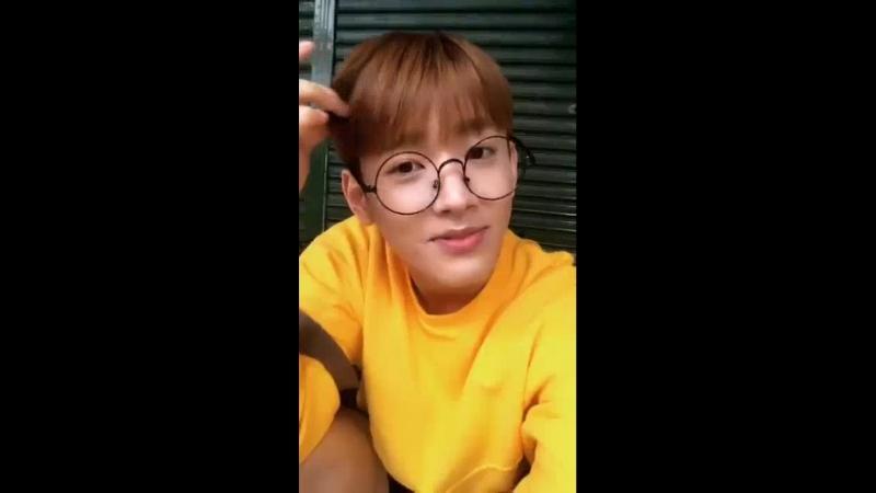 181006 Seyong Instagram Live смотреть онлайн без регистрации