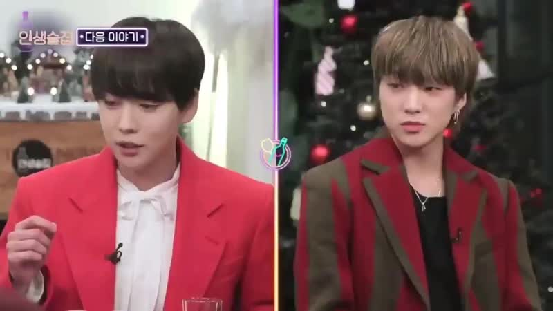 PREVIEW 181213 JINWOO and SEUNGYOON will appear on tvNs Life Bar next week on Dec 20th