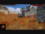 Rust||Обзор дома после рейда.!=)ЧТО ОСТАЛОСЬ?!?!?=)