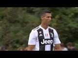 Cristiano Ronaldo дебют за Ювентус 12.08.2018