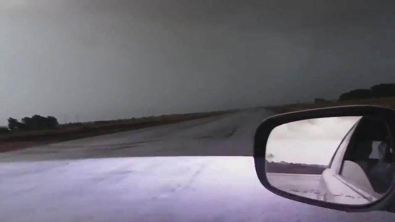 A Lightning struck a bit too close...