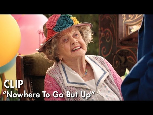 Nowhere To Go But Up Clip | Mary Poppins Returns