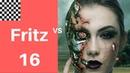 Leela beautifully celebrates Sicilian Sveshnikov trump cards vs Fritz to make it look easy