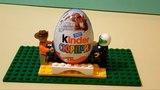 Kinder Surprise Eggs Marvel Avengers Assemble Toys The Hulk киндер сюрприз ХАЛК Super Heroes Surpris