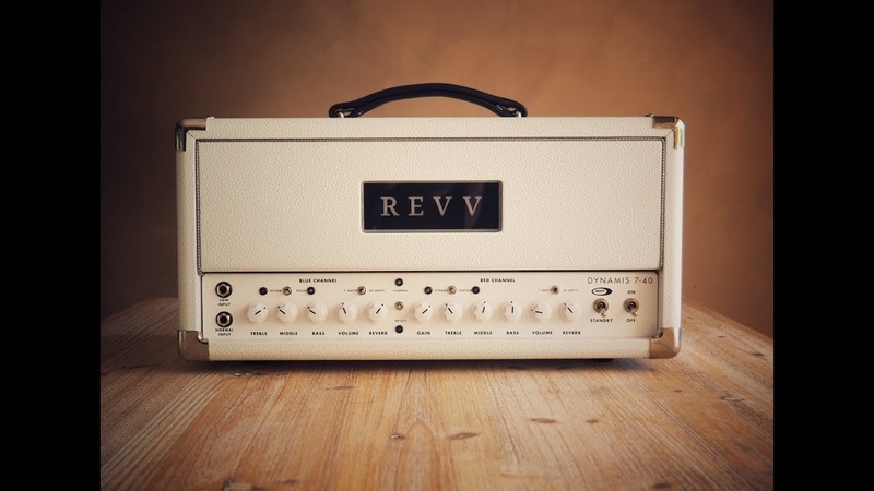 REVV Dynamis by Guitars Rebellion