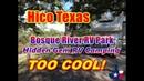 Hico Texas Bosque River RV Park A Hidden Gem RV Campground