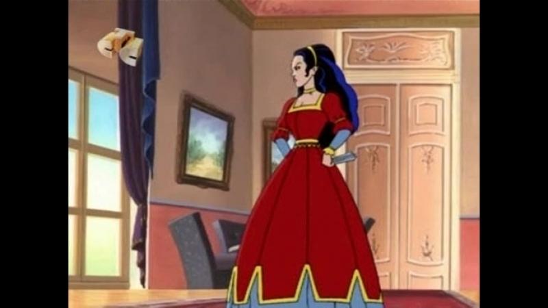 Принцесса Сисси. 9 - Аркас получает Месть