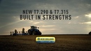 New Holland T7.290 T7.315 – Built in Strengths