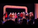 yellow is prominent here — (the second half of) BMC curtain call