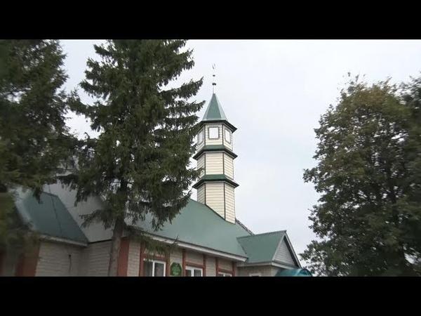 Открытие мечети в дер. Шарипово