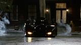 Oswald takes control Batmobile Batman Returns