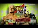(WWE Mania) SummerSlam 2009 - Rey Mysterio (c) vs. Dolph Ziggler - Intercontinental Championship