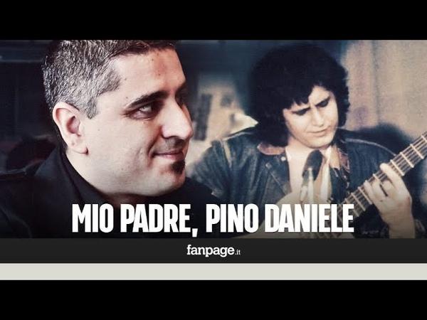 Pino Daniele tre anni dopo la morte parla il figlio Alessandro Ecco dove papà ha scritto Napul'è