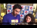 Pineapple on Pizza Dosa or Idli Ranbir Kapoor Gets Candid _ The Quint