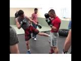 Друзья! ☺️☺️☺️ сегодня был мастер-класс по рукопашному бою 🥊🥊🥊 от Сергея Мальцева! 😃 Многократного 🥇🥈🥉победителя всероссийских с