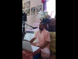 Уттам Кришна прабху. Бразилия. Рама Навами 2018