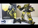 UNBOXING LETS PLAY! - Super Anthony : Ultimate Battle Humanoid Robot w/ 45KG Servo Force Punch