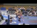 Kento Miyahara, Naoya Nomura, Yoshitatsu vs. Atsushi Aoki, Shuji Ishikawa, Suwama (AJPW - Dream Power Series 2018 - Day 1)