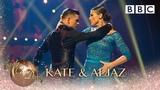 Kate and Aljaz Argentine Tango to 'Assassins Tango' by John Powell - BBC Strictly 2018