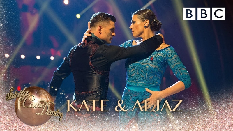 Kate and Aljaz Argentine Tango to Assassin's Tango by John Powell - BBC Strictly 2018