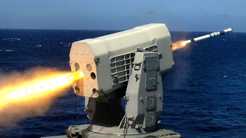 U.S. Navys RIM-116 Rolling Airframe Missile (RAM) Guided Missile System