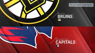 Boston Bruins vs Washington Capitals Oct 3, 2018 HIGHLIGHTS HD