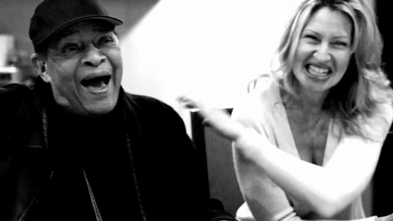 Al Jarreau and Luba Mason Moondance