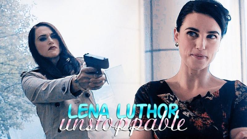 » unstoppable (lena luthor; supergirl)