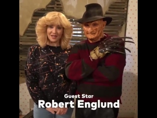 2018 THE GOLDBERGS A Nightmare on Elk Avenue Promo [HD] Robert Englund, Freddy Krueger