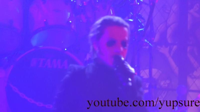 Ghost - Monstrance Clock - Live HD (F.M. Kirby Center 2018)