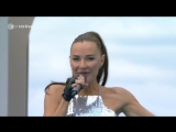 Whigfield - Saturday Night - ZDF Fernsehgarten 18.06.2017