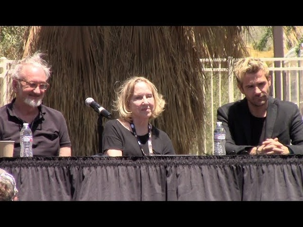 Robert Englund and Matt Ryan's Panel at Comic Con Palm Springs May-Hem 2018