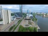 Екатеринбург с высоты птичьего полета. Dji Mavic Pro