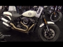 2018 Harley-Davidson Fat Bob - Walkaround - 2018 Toronto SuperShow