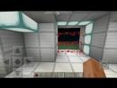 FrostDog ПЕРВЫЙ МЕХАНИЗМ на КОМАНДНЫХ БЛОКАХ - ЛАЗЕРНАЯ ДВЕРЬ Minecraft PE 1.0.5