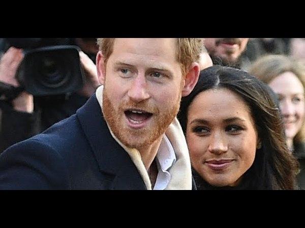 Meghan Markle Prince Harry Amazing Pre Weeding scenes - May 19th wedding countdown