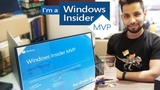Microsoft Windows Insider MVP Kit Unboxing ft Akhil Pandey 🔥