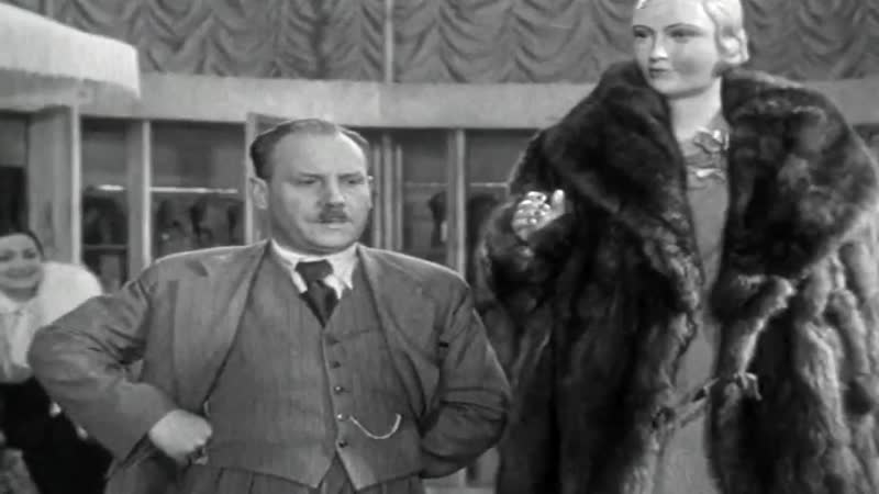 «Девушка с характером» (1939) - комедия, мелодрама, реж. Константин Юдин